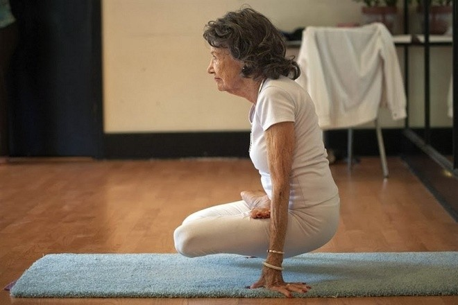 Cuộc sống viên mãn của cụ bà huấn luyện viên yoga 99 tuổi - ảnh 6