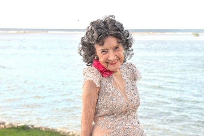 Cuộc sống viên mãn của cụ bà huấn luyện viên yoga 99 tuổi - ảnh 8