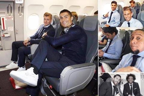 Real bị cắt tổ bay may mắn trước chung kết Champions League - ảnh 2