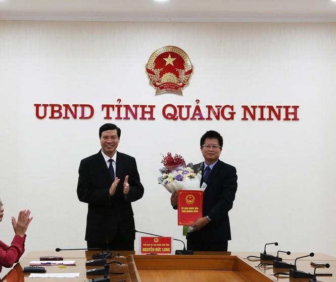 Nhân sự mới Long An, Quảng Ninh, Hà Tĩnh - ảnh 2
