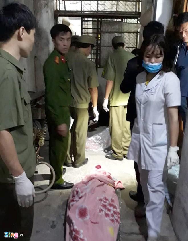 Hiện trường bi thảm vụ 5 người thương vong sau vụ truy sát lúc sáng sớm - ảnh 7