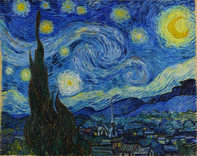 VCCA triển lãm số 'ấn tượng phản chiếu: Van Gogh và tác phẩm'  - ảnh 3