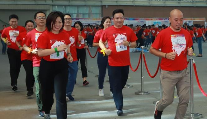 CBNV tập đoàn TNG Holdings Việt nam gây quỹ xây trường học cho trẻ em vùng cao - ảnh 1