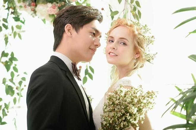 Cái kết đẹp của cặp tình nhân Hàn - Belarus sau nhiều năm yêu xa - ảnh 3