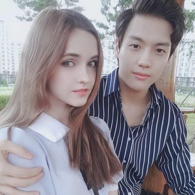 Cái kết đẹp của cặp tình nhân Hàn - Belarus sau nhiều năm yêu xa - ảnh 7