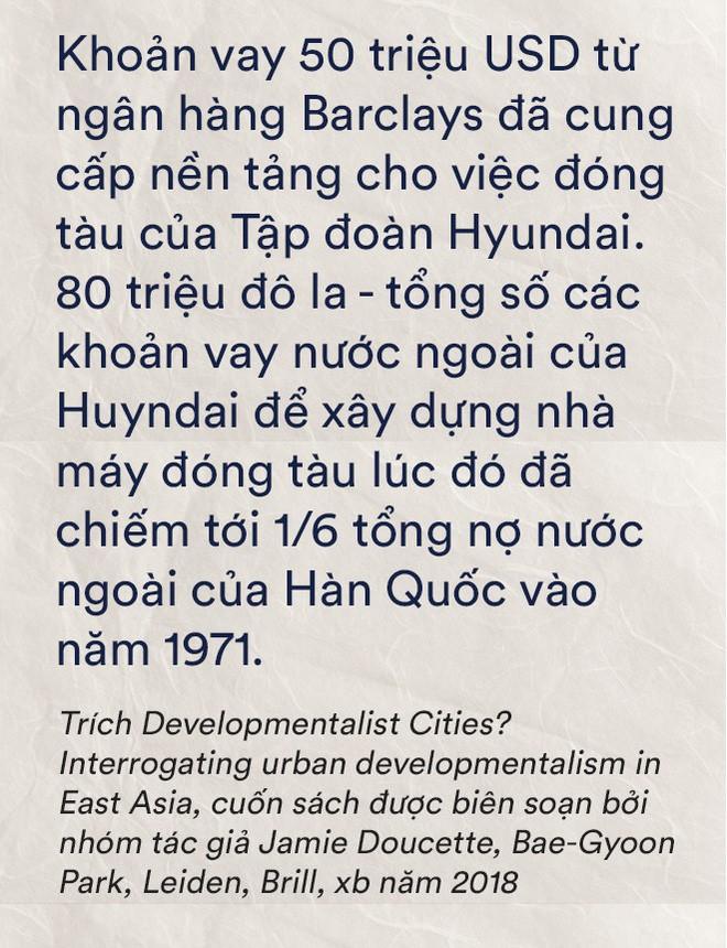 Chủ tịch Huyndai 'quyết chiến' ở trận đánh thứ năm - dự án Cảng đóng tàu Ulsan - ảnh 5