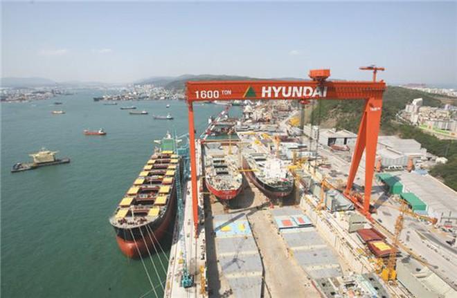 Chủ tịch Huyndai 'quyết chiến' ở trận đánh thứ năm - dự án Cảng đóng tàu Ulsan - ảnh 6