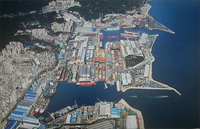 Chủ tịch Huyndai 'quyết chiến' ở trận đánh thứ năm - dự án Cảng đóng tàu Ulsan - ảnh 8