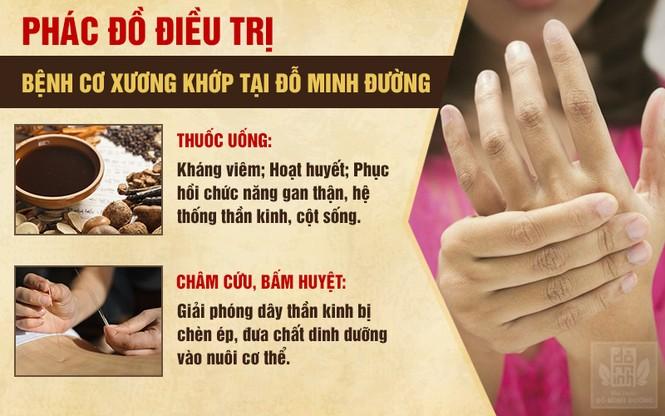 Nhà thuốc nam Đỗ Minh Đường: Nơi giúp NS Xuân Hinh chữa khỏi bệnh xương khớp - ảnh 4