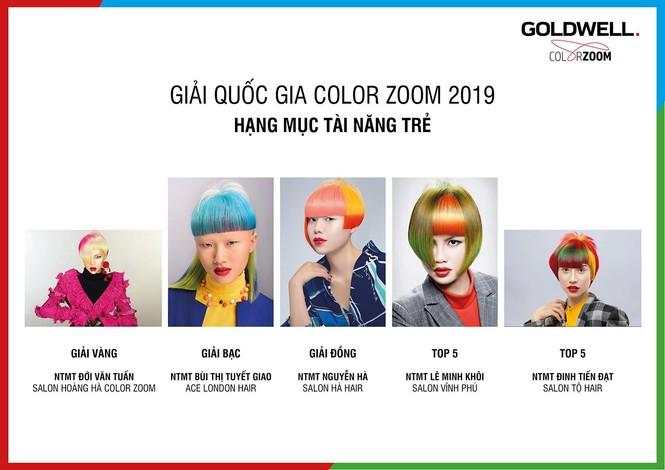 NTMT Đới Văn Tuấn & giải vàng quốc gia Color Zoom 2019 - ảnh 3