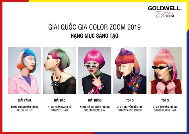 NTMT Đới Văn Tuấn & giải vàng quốc gia Color Zoom 2019 - ảnh 4