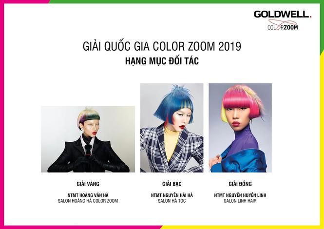 NTMT Đới Văn Tuấn & giải vàng quốc gia Color Zoom 2019 - ảnh 5