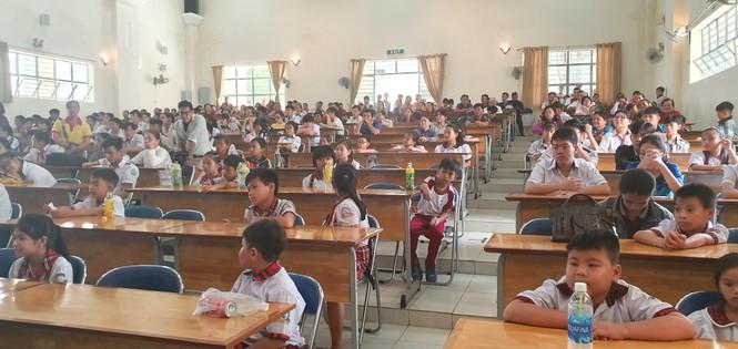 VWS đồng hành trao 481 suất học bổng Nguyễn Hữu Thọ - ảnh 4