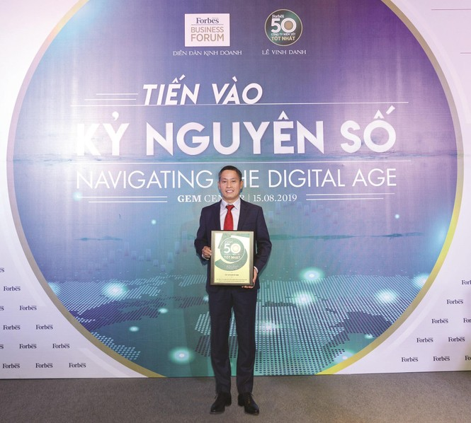 Lần thứ 7 liên tiếp, Đất Xanh lọt Top 50 công ty niêm yết tốt nhất Việt Nam - ảnh 3