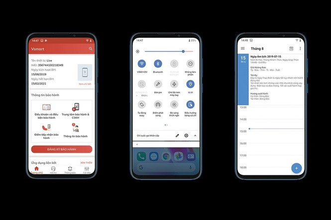 VOS 2.0 trên Vsmart Live: Hệ điều hành Việt được tùy biến sâu - ảnh 5