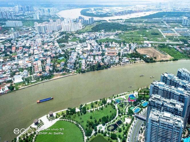 5 địa điểm 'sống ảo sương sương mà tưởng xa quê hương xuất ngoại' ngay Sài Gòn - ảnh 2