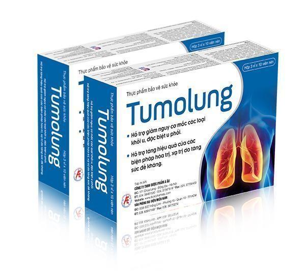 Tumolung – Bước đột phá mới trong việc phòng ngừa và hỗ trợ điều trị u phổi - ảnh 2