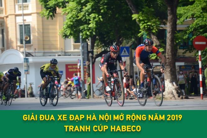 Các cua-rơ hào hứng với Giải đua xe đạp Hà Nội mở rộng 2019 tranh cúp HABECO  - ảnh 1