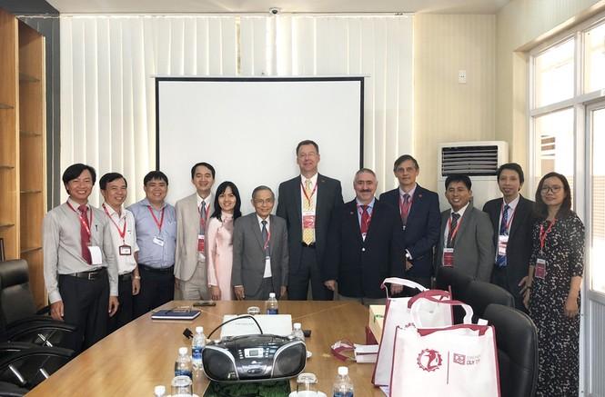 ĐH Duy Tân - Đại học thứ 2 của Việt Nam đạt chuẩn Kiểm định ABET của Mỹ - ảnh 1