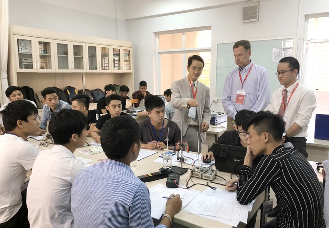 ĐH Duy Tân - Đại học thứ 2 của Việt Nam đạt chuẩn Kiểm định ABET của Mỹ - ảnh 2