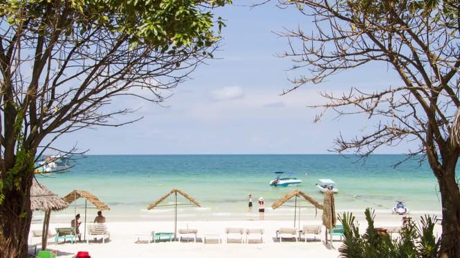 Phú Quốc đang trở thành 'thiên đường du lịch nghỉ dưỡng' - ảnh 1