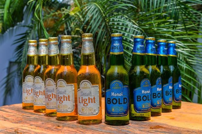 Habeco trình làng hai dòng bia Bold và Light nhắm đến giới trẻ - ảnh 1