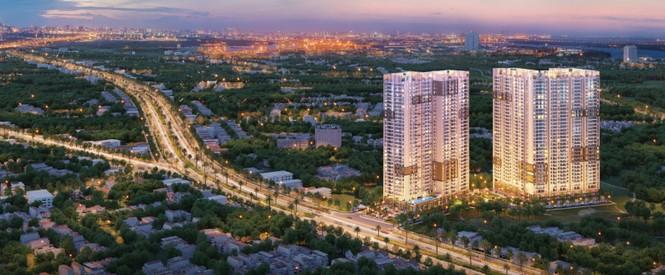 Tiềm năng sinh lợi cao của bất động sản trên cung đường Phạm Văn Đồng - ảnh 1