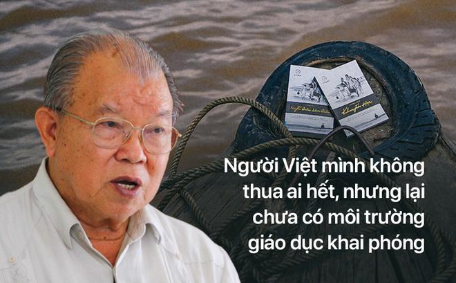 GS Võ Tòng Xuân: Những điều Đặng Lê Nguyên Vũ làm rất cao cả - ảnh 2