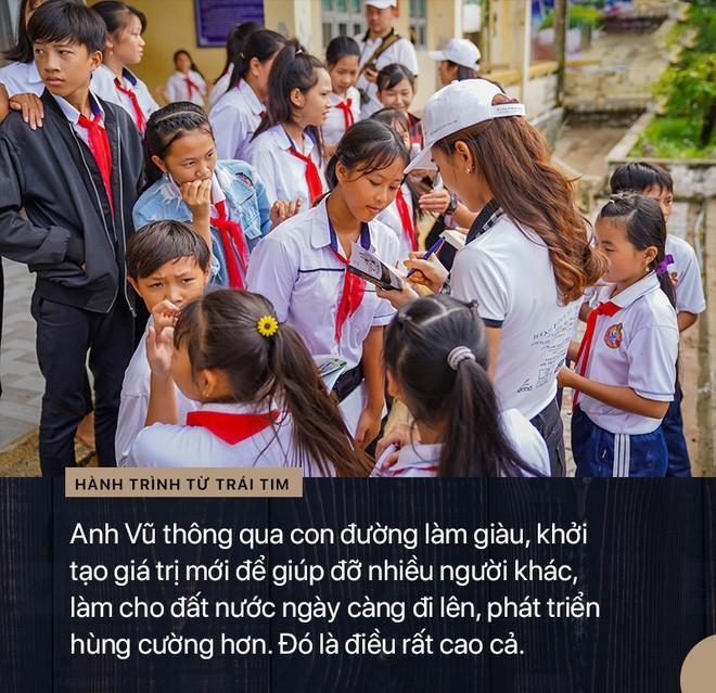 GS Võ Tòng Xuân: Những điều Đặng Lê Nguyên Vũ làm rất cao cả - ảnh 4