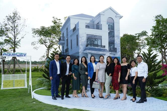 Novaland khai trương trung tâm bất động sản tại Đồng Nai - ảnh 1