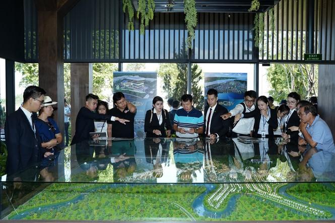 Novaland khai trương trung tâm bất động sản tại Đồng Nai - ảnh 2