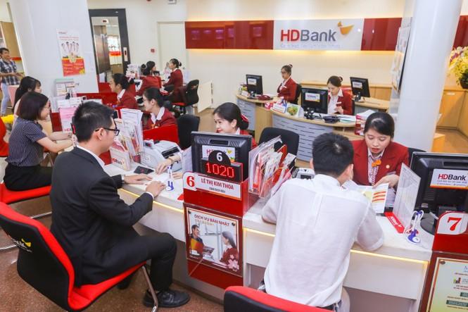 09 tháng đầu năm 2019, lợi nhuận HDBank đạt 3.448 tỷ đồng, nợ xấu chỉ 1,1% - ảnh 1
