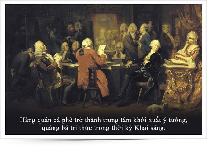 Kỳ 16: Nhà tư tưởng Voltaire và những khai sáng bên tách cà phê - ảnh 2