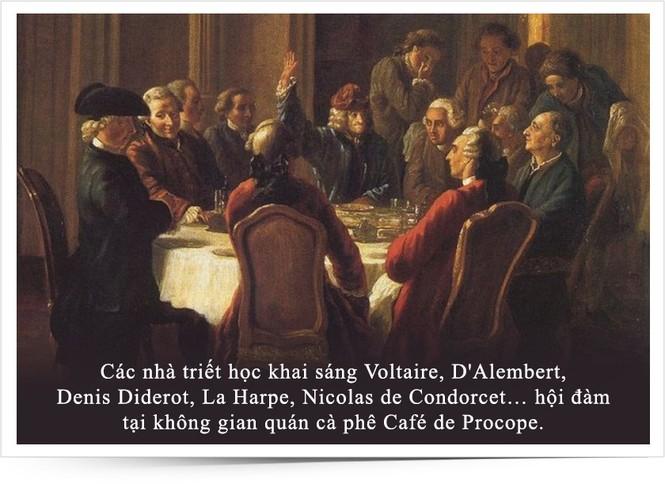 Kỳ 16: Nhà tư tưởng Voltaire và những khai sáng bên tách cà phê - ảnh 3