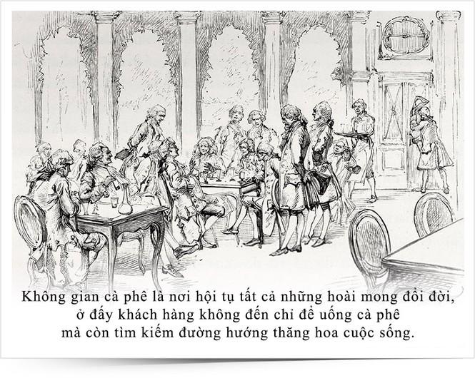 Kỳ 16: Nhà tư tưởng Voltaire và những khai sáng bên tách cà phê - ảnh 4