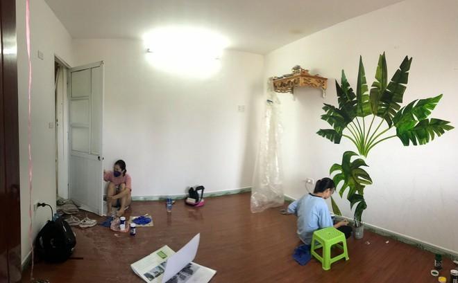 9X biến phòng trọ thành không gian như studio - ảnh 1