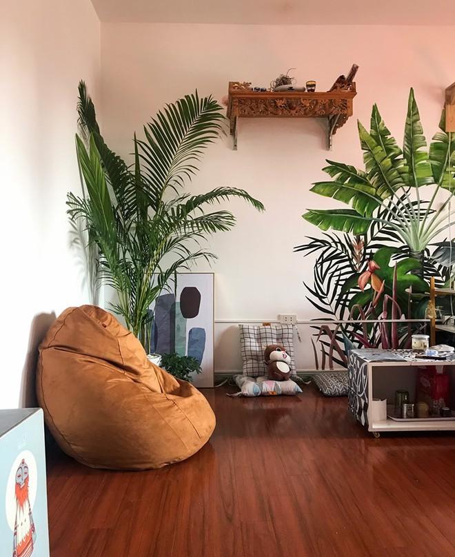 9X biến phòng trọ thành không gian như studio - ảnh 3