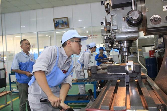 Việt - Hàn tăng cường hợp tác phát triển giáo dục nghề nghiệp - ảnh 1