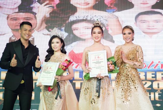 NTK Mai Phương Trang đẹp tựa nữ thần tại sự kiện họp báo cuộc thi Hoa hậu Doanh nhân Tài sắc Thế giới 2020 - ảnh 4