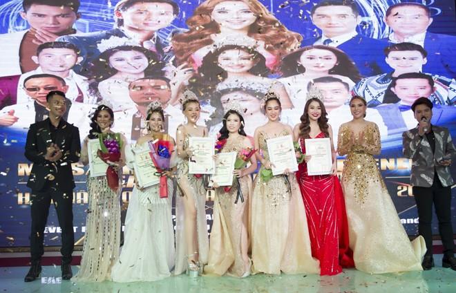 NTK Mai Phương Trang đẹp tựa nữ thần tại sự kiện họp báo cuộc thi Hoa hậu Doanh nhân Tài sắc Thế giới 2020 - ảnh 5