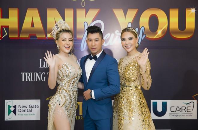 NTK Mai Phương Trang đẹp tựa nữ thần tại sự kiện họp báo cuộc thi Hoa hậu Doanh nhân Tài sắc Thế giới 2020 - ảnh 6