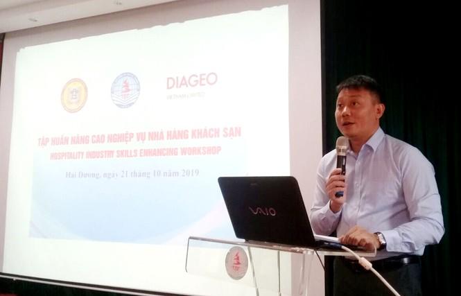 Diageo hỗ trợ nâng cao nghiệp vụ du lịch cho sinh viên  - ảnh 3