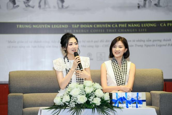 Trung Nguyên Legend đồng hành Bộ LĐ-TB&XH tổ chức Ngày hội tư vấn hướng nghiệp 2019 - ảnh 2