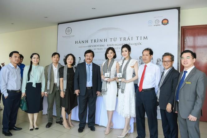 Trung Nguyên Legend đồng hành Bộ LĐ-TB&XH tổ chức Ngày hội tư vấn hướng nghiệp 2019 - ảnh 3