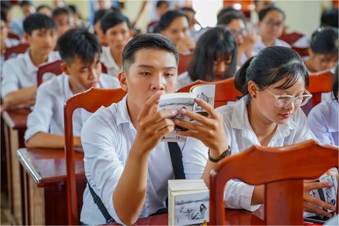 Trung Nguyên Legend đồng hành Bộ LĐ-TB&XH tổ chức Ngày hội tư vấn hướng nghiệp 2019 - ảnh 5
