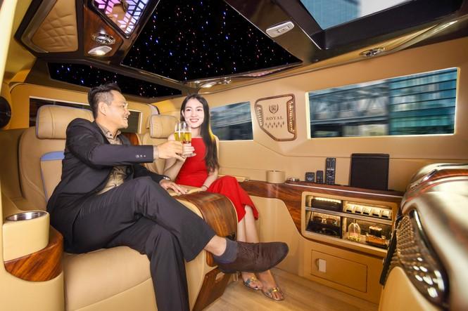DCar ra mắt xe DCar Royal - ảnh 2