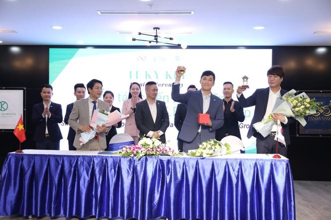 Với 50 triệu USD, mỹ phẩm thiên nhiên C'n Hàn Quốc mở rộng cơ hội phát triển cho các đại lý tại Việt Nam - ảnh 2