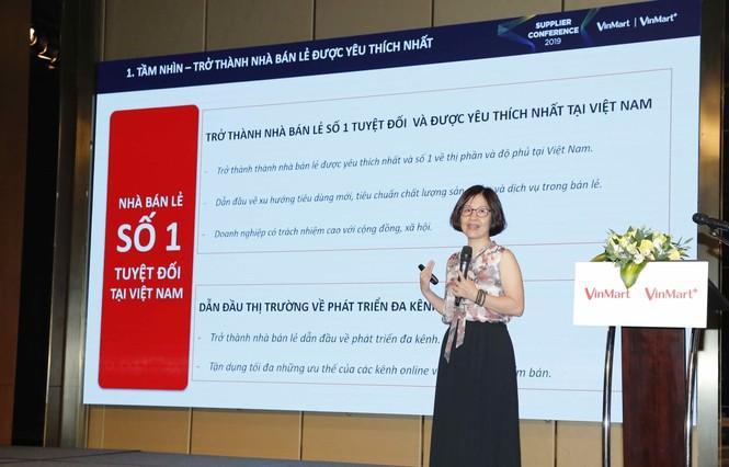Vinmart & Vinmart+ sẽ phát triển đa kênh và sở hữu 10.000 siêu thị, cửa hàng vào 2025  - ảnh 1