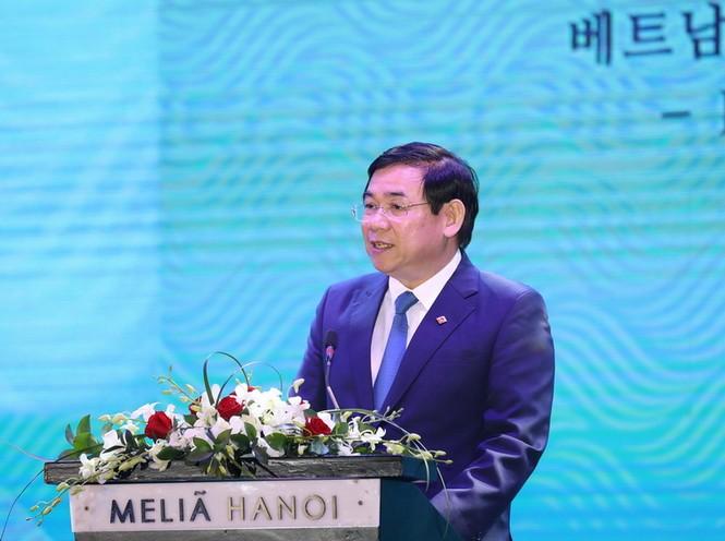 KEB Hana Bank chính thức trở thành cổ đông chiến lược nước ngoài của BIDV - ảnh 1