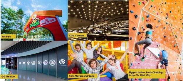 Ghé thăm và khám phá Crescent Mall tuyệt vời hơn bao giờ hết - ảnh 5